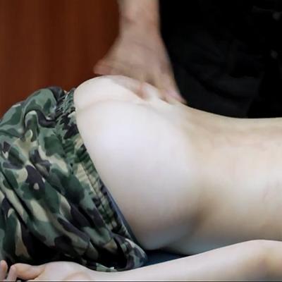 柔式推拿:腰部推拿2